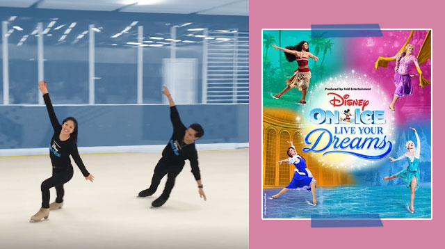 Beginner Ice Skating Tips Mula Sa Mga World-Class Pinoy Skaters Ng Disney On Ice