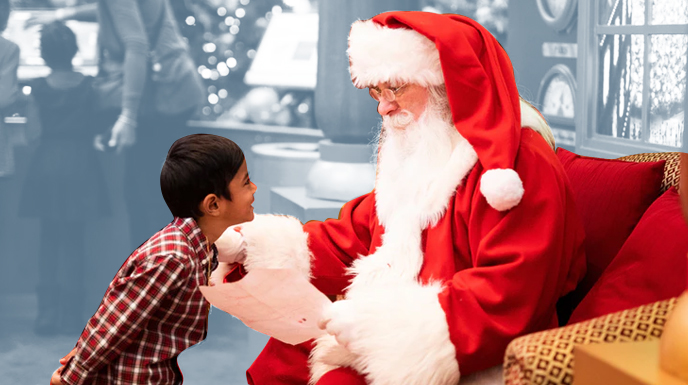 Want To Meet Santa Claus This Christmas? Santa Meet And Greet Events In Manila 2019