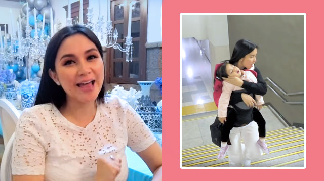 Paano Mag-Travel With Toddlers, Ayon Kay Mariel Padilla