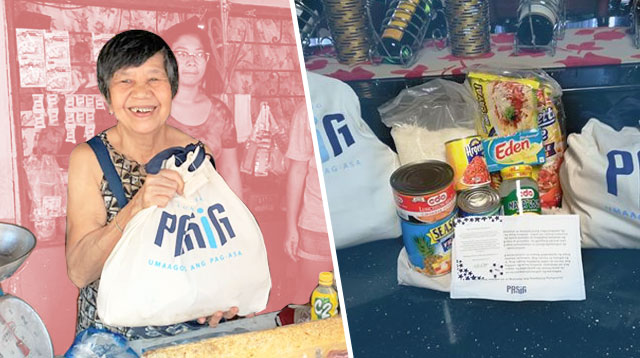 Families And Residents Of Pasig City Are Getting Christmas Gift Bags This Month!