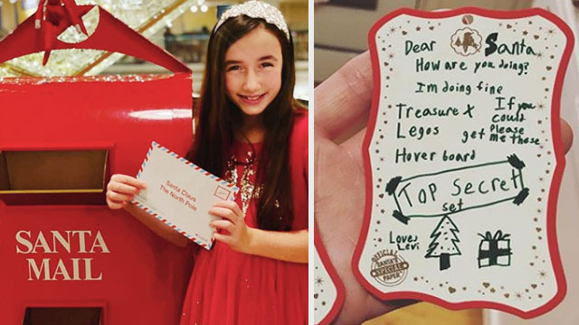 These Kids Wrote The Sweetest Letters to Santa For Christmas