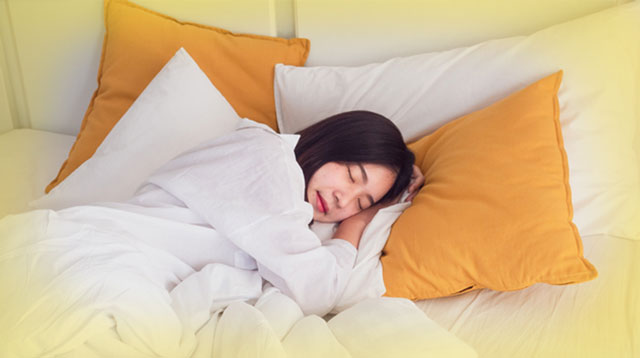 Feeling Anxious? A Night Of Deep Sleep Can Help Calm You Down