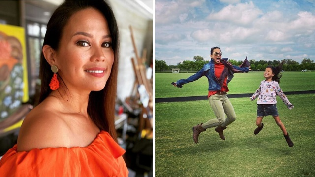 Andrea del Rosario, Hinihingan Ng Advice Ng Kapwa Viva Hot Babes Na Moms Na Ngayon