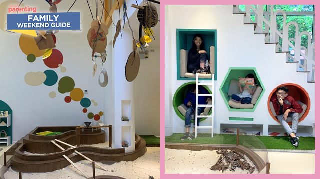 Let Your Kid Be And Watch Him Learn In 100 Different Ways At This Indoor Playground