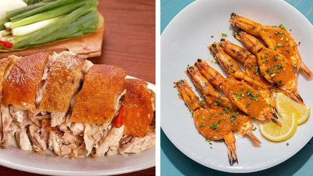 Craving For Lechon, Paella, and Taba ng Talangka? Find Your 'Busog' Here