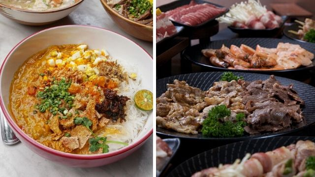 Handa Ka Na Sa Salu-Salo! OFWs Eat At These Restaurants For Free