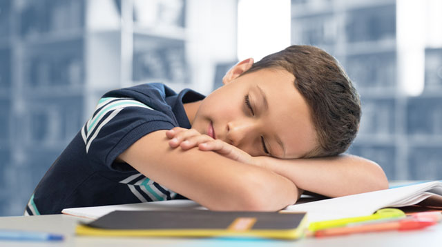 Is Your Child Grumpier And Harder To Wake Up In The Morning? He Might Be Sleep Deprived
