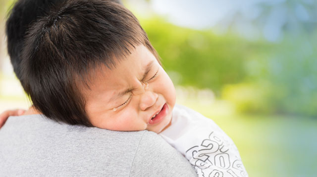 3 Things To Do When Your Child Has A Meltdown