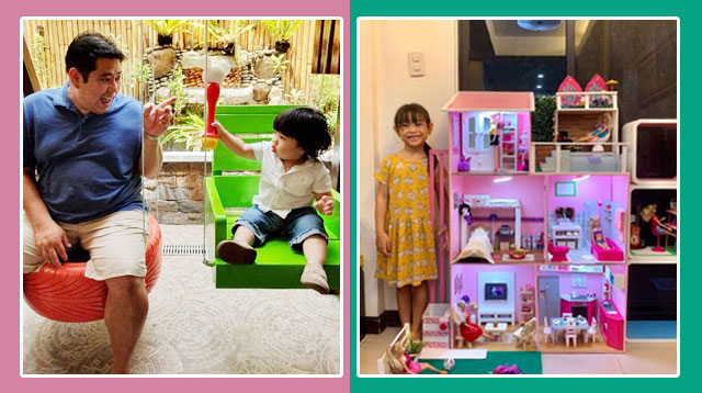 Gowns, Playsets, And Dollhouses: 3 Pinoy Parents Who Impressed With Their DIY Projects