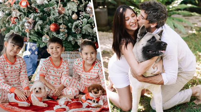 5 Celebrity Families Who Love Their Pets As Much As Their Kids