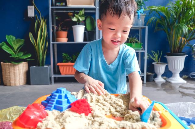 Ligtas Nga Ba Para Sa Mga Bata Ang Kinetic Sand?
