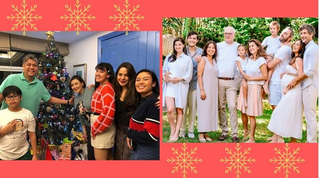 Simple, Nakakatawa at Awww: Christmas Family Portraits Nina Sharon, Nico, Chesca at Mariel
