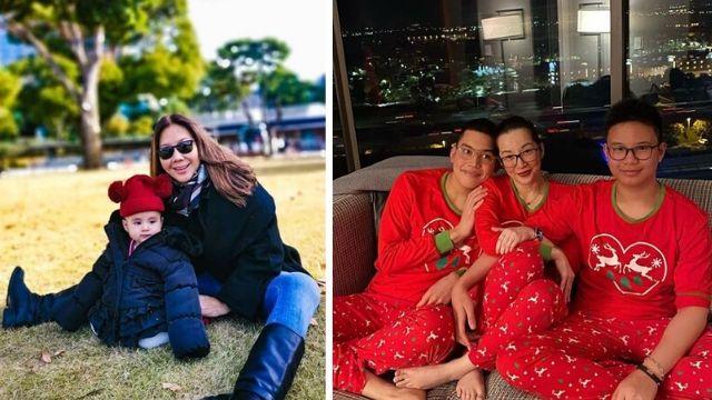 Christmas 2019: Ilang Celebrity Families Nagdiwang Abroad!