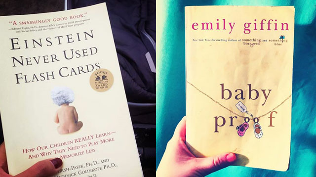 Your Reading List: 6 Books Moms Are Recommending Now