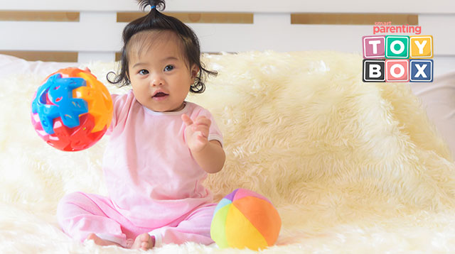5 Activity Centers Designed To Help Your Baby Reach Her Milestones