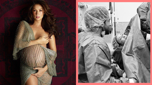 Solenn Heussaff Gives Birth To #BabyBolz!