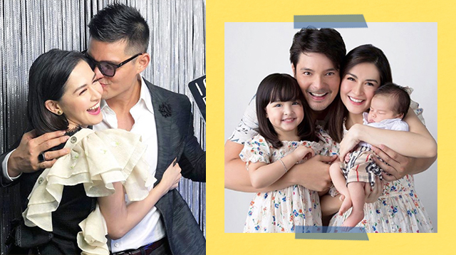Marian Rivera And Dingdong Dantes Celebrate Their 5th Anniversary With Family!