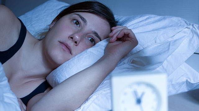 Can't Sleep? Try These 5 Tips From The Experts