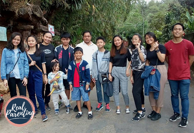 Life Lessons From A Mom With 10 Kids: 'It's Not Easy. But It's Like Having A Barkada!'