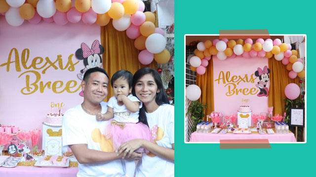 Saan Makakabili? DIY Pink And Gold Minnie Mouse Birthday Party