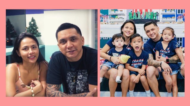 LJ Moreno And Jimmy Alapag Answer Questions About The Adoption Process In New Vlog