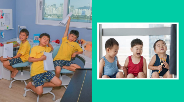Korean Triplets Who Had A Reality TV Show As Toddlers Are All Grown Up!