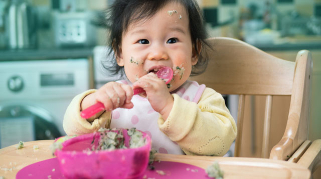 Let Your Babies Make A Mess! It Makes Them Happier, Healthier, And Smarter