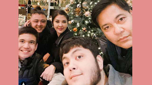 Pops Fernandez on Spending Christmas With Martin's Ex-GF Katrina: Nawala Na Yung Galit Ko