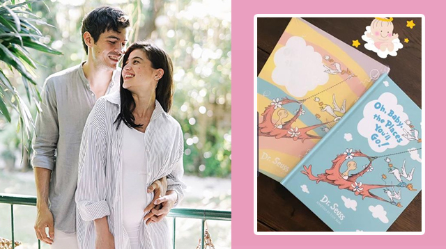 Pregnant Anne Curtis Gets Emotional Reading This Book To Her Baby