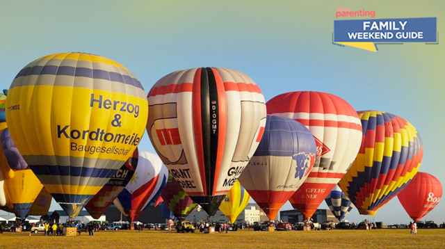 Good News! The Hot Air Balloon Festival This Year Is Happening In Cavite