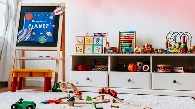 How To Set Up The Best Playschool In Your Home, No Matter How Small The Space