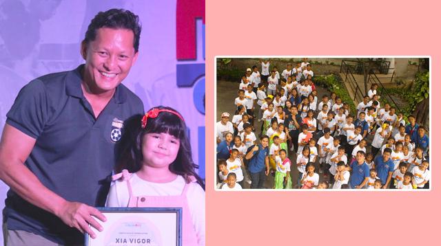 Child Actor Xia Vigor Tell Street Children: 'Wag Tayong Mawalan Ng Pag-Asa Sa Buhay'