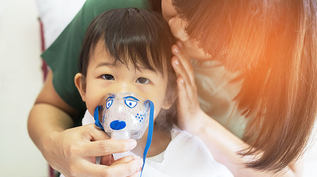 Ashfall Could Trigger Asthma Attacks: How To Protect Your Child