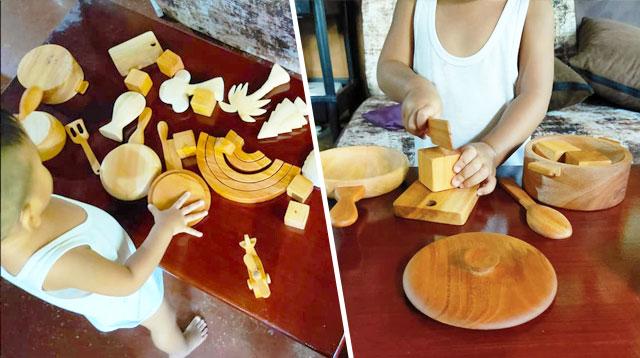 Saan Makakabili? Matibay At Magandang Wooden Toys For Kids