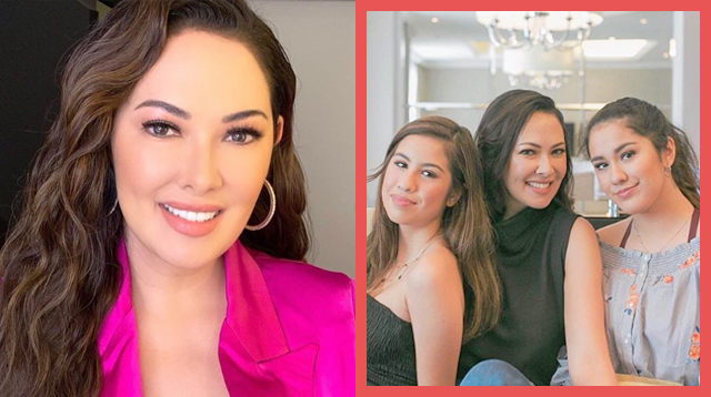 Ruffa Gutierrez's First Love Advice To Her Daughters: 'Darating Din Iyan'