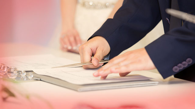 You Can Get Married Without A Marriage License. Here Are The Conditions