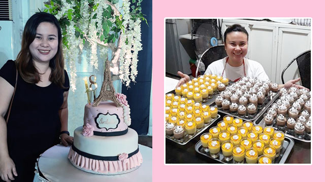 How This Mom Who Is Deaf Manages A Day Job AND A Home-Based Cake Business