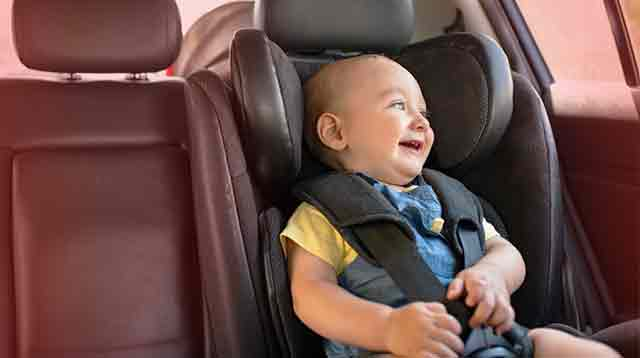 Many Car Seats Sold Online Are Fake: 4 Ways To Spot Counterfeits