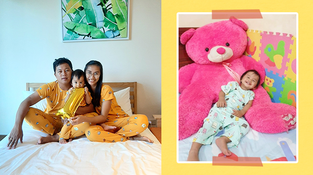 This Pinay Mom Got Her Daughter To Sleep On Her Own At 4 Months