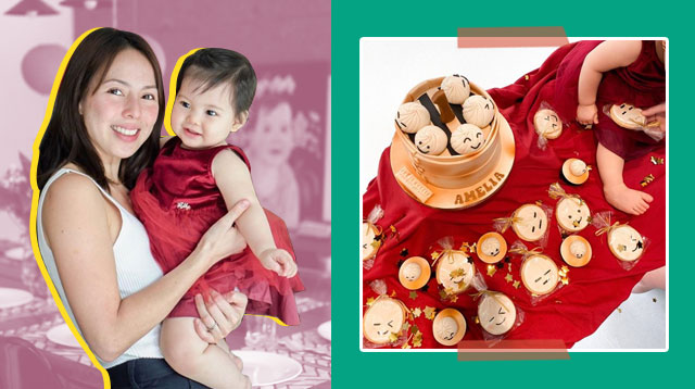 Cuteness Overload! Andi Manzano's Daughter Amelia Had A Xiao Long Bao Party