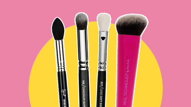 New To Makeup? You Only Need 4 Brushes In Your Kikay Kit To Build Your Look!