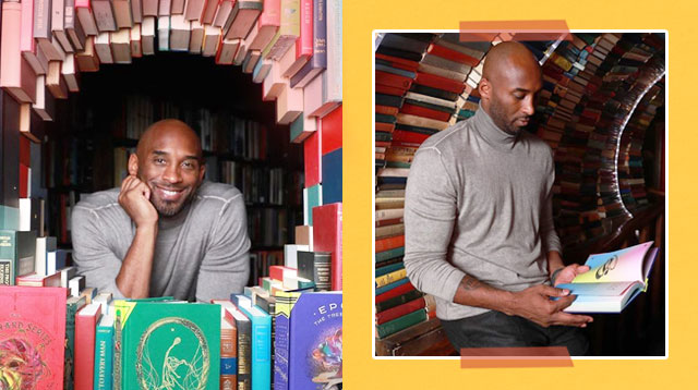 Kobe Bryant's Second Legacy: Stories That Encourage Kids to Believe in Themselves