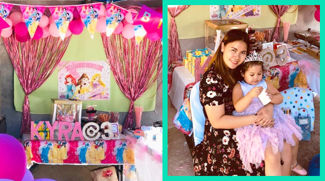 Birthday Party Budget Ni Mommy? P20,000 Para Sa Disney Princesses Theme Sa Bahay