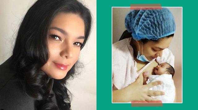 Bianca Lapus, Nagkaroon Ng Temporary Blindness Noon Dahil Sa Preclampsia