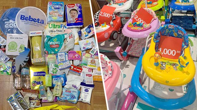 PHOTOS: Narito Ang Lahat Ng Mabibili Mo Sa Baby Company Grand Baby Fair