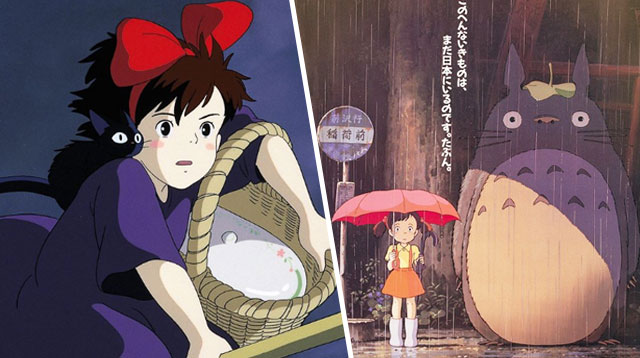 Plan Your Movie Night! 7 Kid-Friendly Studio Ghibli Films To Watch With The Family