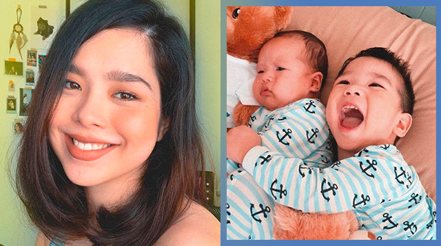 Saab Magalona Relies On This Method To Relieve Her Kids From Sipon