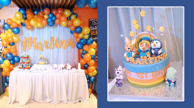 Kenny Rogers Pororo-Themed Birthday Party: Complete With Host, Magician, at Ventriloquist!