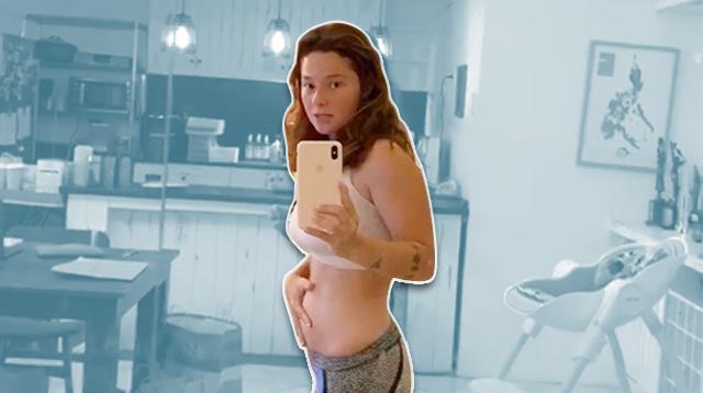 Andi Eigenmann Back To Pre-Pregnant Weight; Still Addressing Diastasis Recti