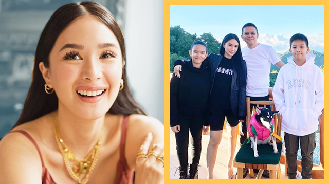 Heart Evangelista Doubted If She Could Take Care Of Chiz's Twins